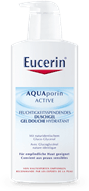 AQUAporin ACTIVE Gel douche hydratant Eucerin