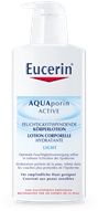 AQUAporin ACTIVE Lotion corporelle hydratant light Eucerin