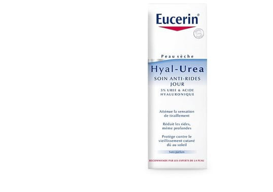 eucerin peau s che soin anti rides jour hyal urea. Black Bedroom Furniture Sets. Home Design Ideas