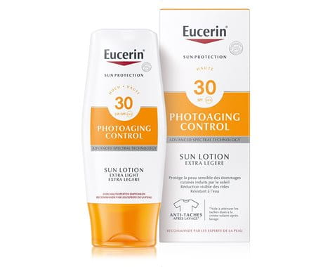 Sun Lotion Extra Light SPF 30 Eucerin