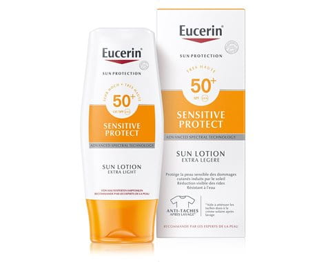 Sun Lotion Extra Light SPF 50 Eucerin