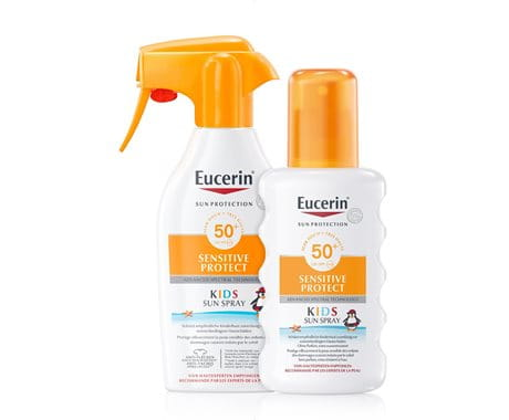 SUN Spray Kids 50+ Eucerin